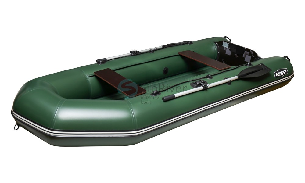 купить надувную лодка бирюса