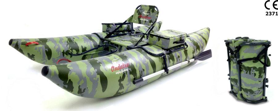 надувная пвх лодка катамаран ondatra купить
